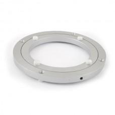 """4"""" Aluminium rotating bearing turntable"""