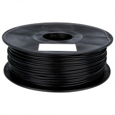 "1.75 mm (1/16"") HIPS filament - black - 1 kg"