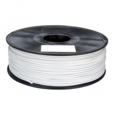 "1.75 mm (1/16"") HIPS filament- white - 1 kg"
