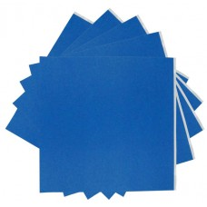 Pack of 5 Blue sheets for 3D printing