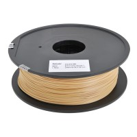 Light wood filament 1.75 mm - 500 grams