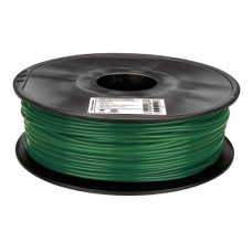 PLA GREEN ON REEL FOR 3D PRINTERS - 1 KG- 1,75 mm