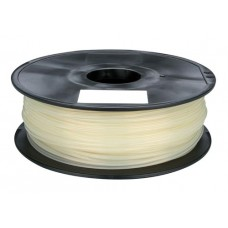 PLA NETRUAL ON REEL FOR 3D PRINTERS - 1 KG- 1-75 mm