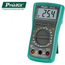 3 ½ digits digital multimeter  - 20 range - Pro'sKit