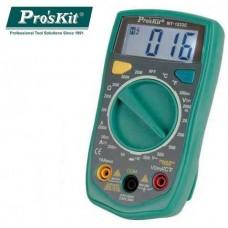 3 ½ digit digital multimeter - 19 range - Pro'sKit