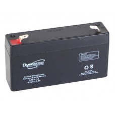 Lead-acid battery 6V-1,3Ah