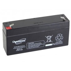 Lead-acid battery 6V 3,2Ah