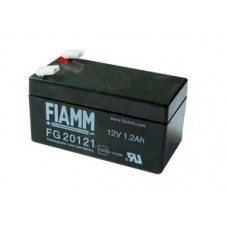 Rechargeable battery FIAMM 12V - 1.2 Ah