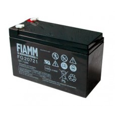 Rechargeable battery FIAMM 12V - 7.2 Ah