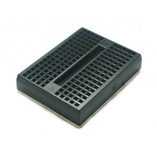 BREADBOARD - 170 CONTACTS (BLACK)