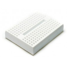 BREADBOARD - 170 CONTACTS (WHITE)