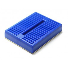 BREADBOARD - 170 contacts (BLUE)