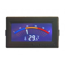 Digital panel thermometer for PC