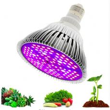 Full Spectrum LED Grow Light Bulb - 80 W