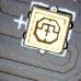 UVC Strip with 4 UVC LED