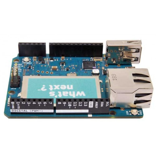Turquoise board arduino yun compatible